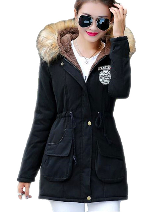 a5e65203a3 military szőrmés női kabát webshop ár: 9.990 Ft
