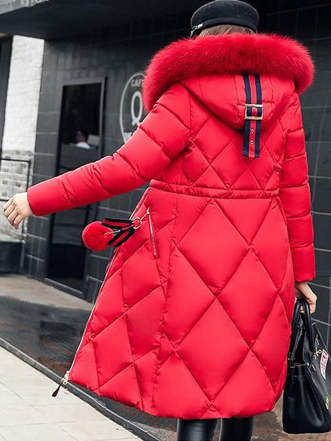 60b3067c2c01 szőrmés hosszított női télikabát webshop ár: 14.990 Ft